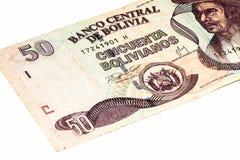 Cédula do currancy de Ámérica do Sul Imagens de Stock Royalty Free