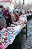 Célébration 2011, Russie de Pâques Photos stock
