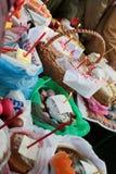 Célébration 2011, Russie de Pâques Image libre de droits