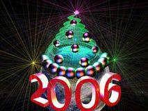 célébration 3D-2006 Photographie stock