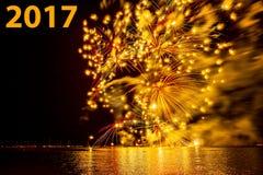 Célébration 2017 Photographie stock libre de droits