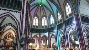 Célébration bénie de dimanche avec notre sauveur Image stock