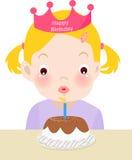 Célébration d'anniversaire Photos stock
