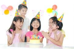 Célébration d'anniversaire Image stock