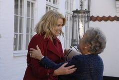 CÉLÉBRATION DANOISE DE JOURS DE LA PERFECTION MINISTER_WOMEN Images libres de droits