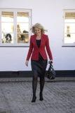 CÉLÉBRATION DANOISE DE JOURS DE LA PERFECTION MINISTER_WOMEN Image libre de droits