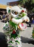 célébration de chinatown Image stock