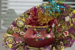 Célébration de festival   Décorations Photos stock