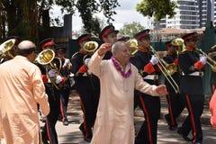 Célébration de Hindus au Kenya Photographie stock