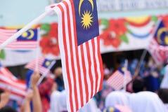 Célébration de Jour de la Déclaration d'Indépendance Images stock