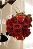 Célébration de jour de valentines Photo stock