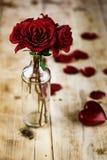 Célébration de jour de valentines Photos stock