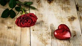 Célébration de jour de valentines Photographie stock