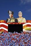 Célébration de jour national de la Malaisie image libre de droits