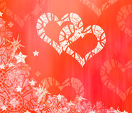 Célébration de l'amour Image libre de droits