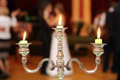 Célébration de mariage images libres de droits