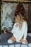 Célébration de Noël image stock