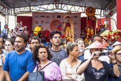 Célébration de nouvelle année chinoise au Brésil Photographie stock