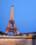 Célébration de Paris Images libres de droits