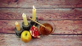 Célébration de Rosh Hashanah Vacances juives de nouvelle année photographie stock