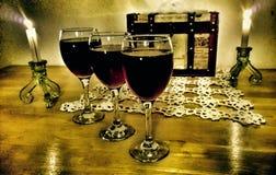 Célébration de vigne image stock