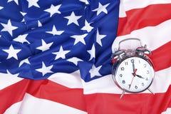 Célébration le 4ème juillet Images libres de droits