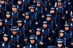 Célébrations 2011 de Jour de la Déclaration d'Indépendance de la Malaisie cinquante-quatrième Photos libres de droits