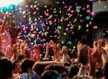 Célébrations de fête dans l'Inde images libres de droits