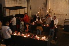 Célébrations de jour du ` s de St George en Rio de Janeiro image stock
