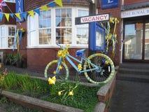 Célébrations 2015 de la visite De Yorkshire Image libre de droits