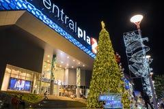 Célébrations de Noël et de nouvelle année Photos libres de droits