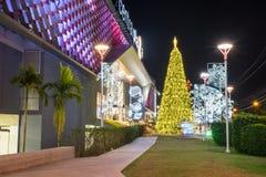 Célébrations de Noël et de nouvelle année Photo libre de droits