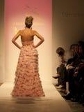 Célébrations de semaine de mode autour du monde Photographie stock libre de droits