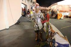 Célébrations du jour de St George en Rio de Janeiro Images stock