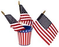 Célébrez le Jour de la Déclaration d'Indépendance ! Photo stock