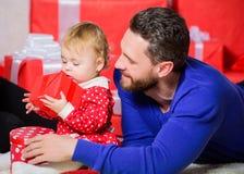 Célébrez le premier anniversaire Condition parentale heureuse Cadeau pour le plus cher bonheur écarté Buts de condition parentale photo libre de droits