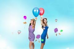 Célébrez leur succès ou anniversaire Image stock