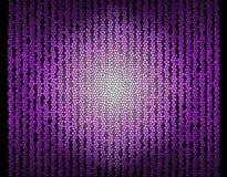 Célula animal con la radiación Fotos de archivo libres de regalías