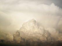 Célula de la tormenta Fotografía de archivo libre de regalías