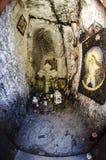 Célula de Praing de un santo detalladamente Fotografía de archivo libre de regalías