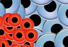 Células 3 Fotos de archivo libres de regalías
