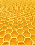 Células de la miel foto de archivo