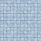Células inconsútiles simples de la materia textil del modelo Imagenes de archivo