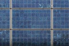 Células solares Imagens de Stock Royalty Free