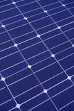 Células solares Fotos de archivo libres de regalías