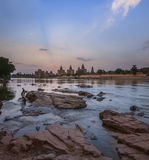 Cénotaphes d'Orchha - Madhya Pradesh - Inde Images stock
