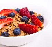 Céréale de petit déjeuner Photo stock