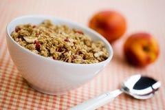 Céréale de petit déjeuner Images libres de droits
