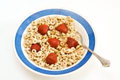 Céréale de petit déjeuner Photographie stock