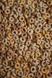 Céréale de petit déjeuner de cercle Image libre de droits